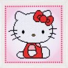Diamond Painting Hello Kitty thumbnail